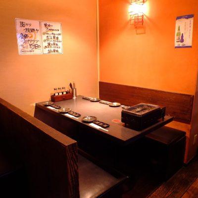 テーブル6名様×1