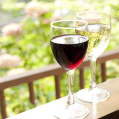 赤ワイン/白ワイン